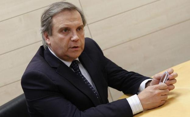 El profesor Antonio Miguel Carmona, nuevo Vicepresidente de Iberdrola.