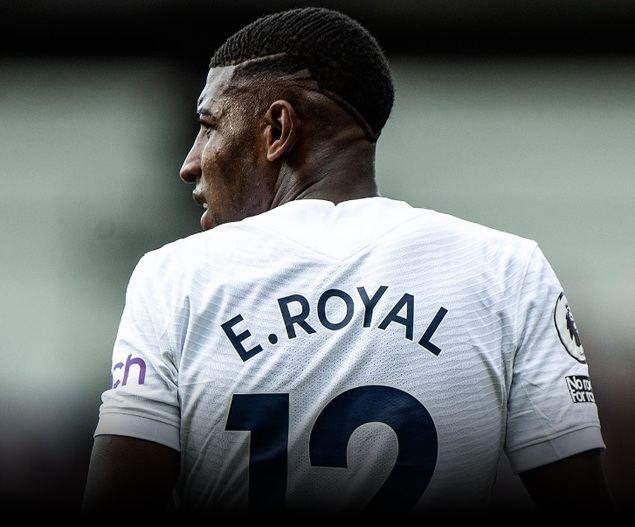 Emerson Royal: 'Cuando hablé con mi familia sobre el Tottenham, me dijeron: 'Vamos para allá, que allí seremos felices''