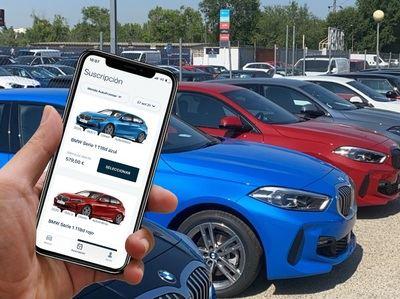 Mondo Car, el nuevo servicio de vehículos BMW y Mini por suscripción 100% digital y a medida del cliente
