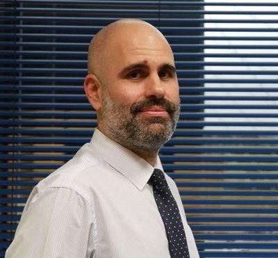 Pablo Couso, director comercial de Datisa