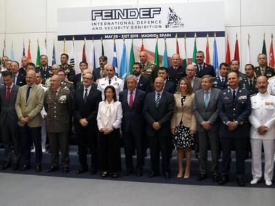 En marcha FEINDEF, salón internacional de defensa