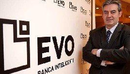 En la foto, José Luis Abelleira, director general de Evo Banco.