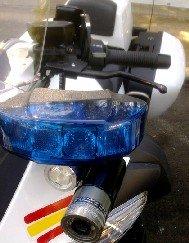 La DGT dota a la Guardia Civil de Tráfico de nuevas motos con cámaras laterales