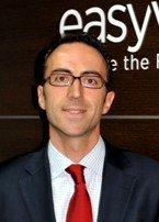 Eduardo Martínez, Director General de EasyVista España.